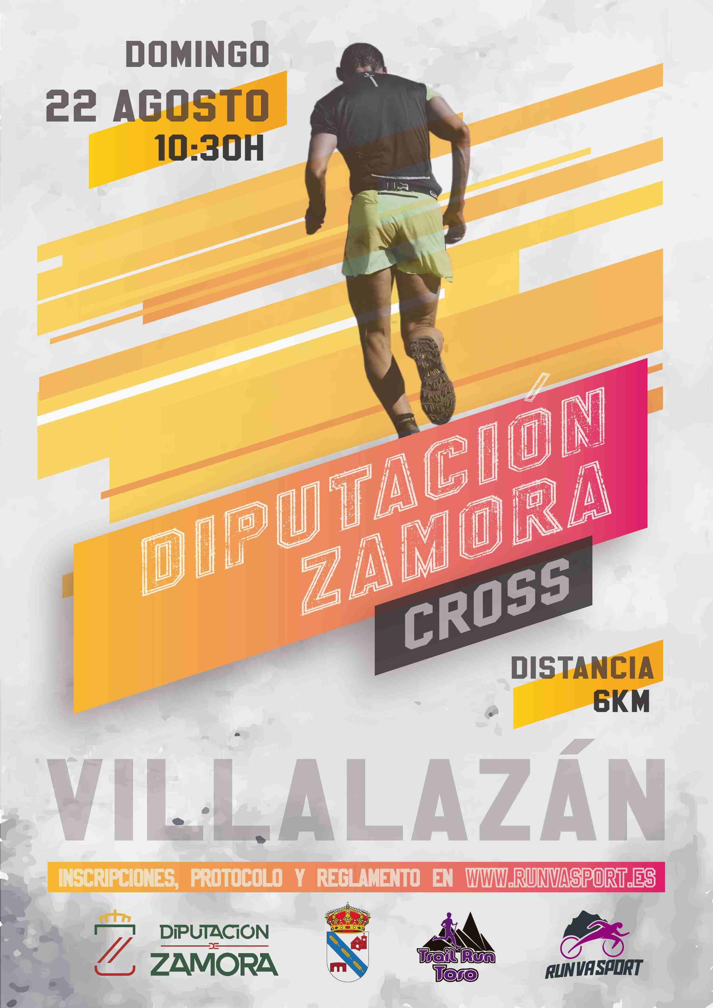 CROSS DIPUTACIÓN DE ZAMORA