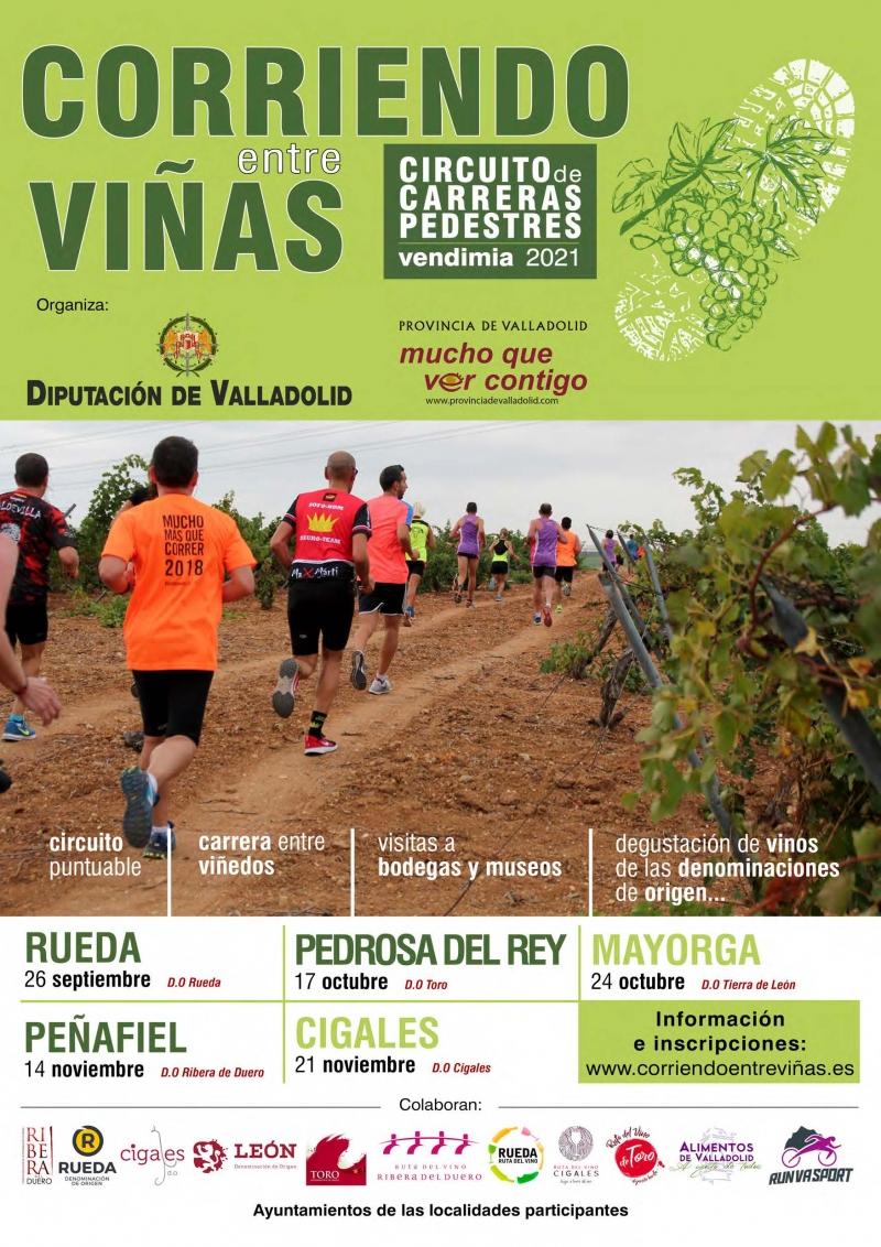 RUEDA-CIRCUITO ENTREVIÑAS 2021 - Inscríbete