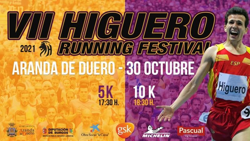 VII HIGUERO RUNNING FESTIVAL 2021 - Inscríbete