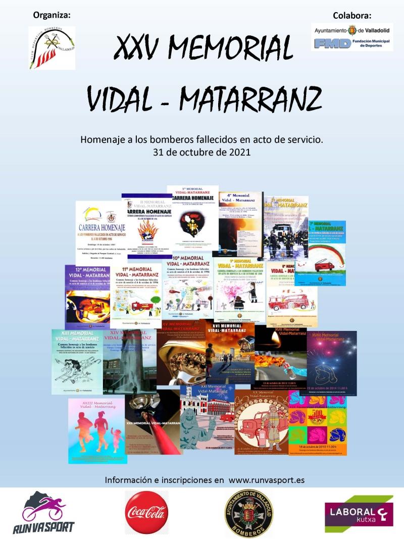 XXIV MEMORIAL VIDAL-MATRRANZ - Inscríbete